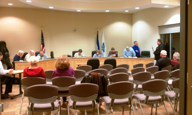Granite Falls City Council Meeting on 2/6/2012
