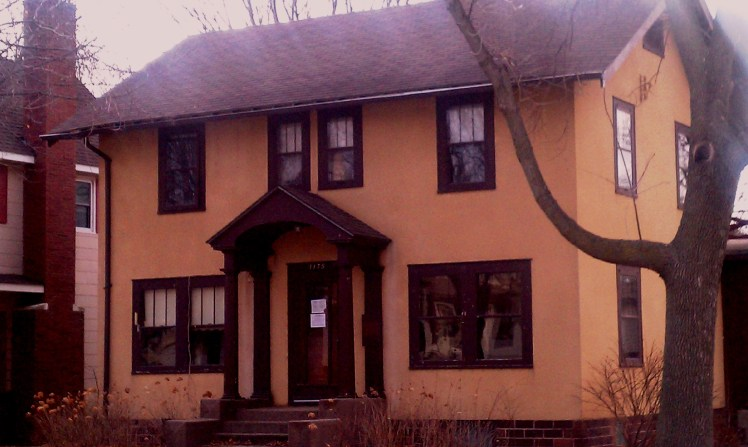 Historic House on 1175 Prentice Street to be demolished
